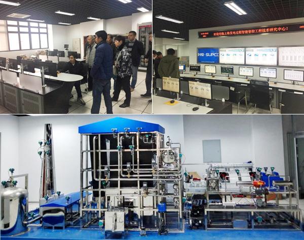 中控技术公司承担的国内首个1000MW级别超超临界火电机组半实物模型及智能仪器仪表集成系统项目顺利通过验收