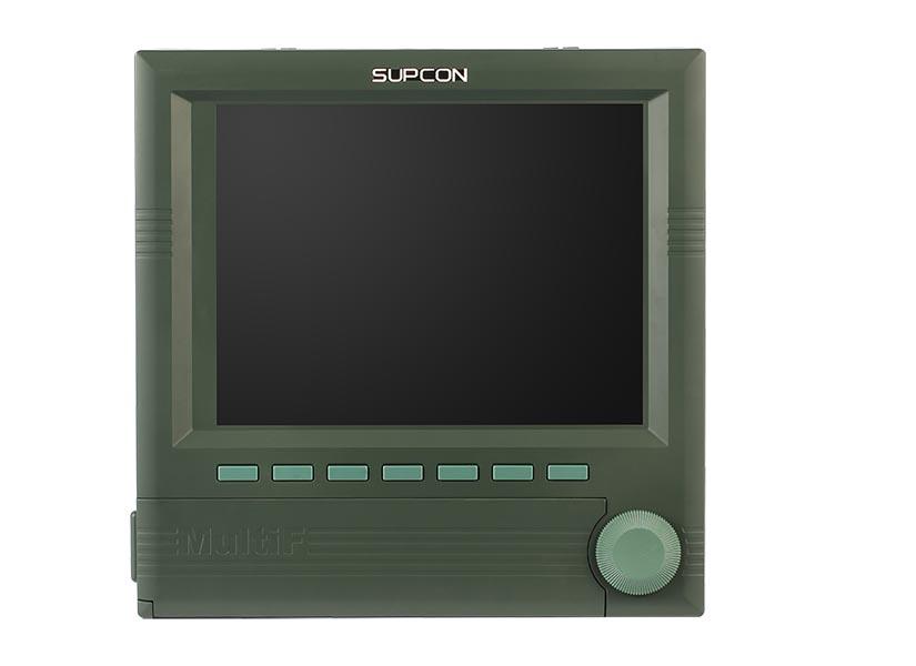 R5000中长图彩屏无纸记录仪