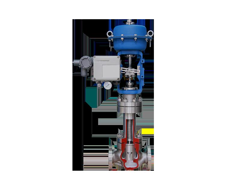 LN85W系列波纹管调节阀