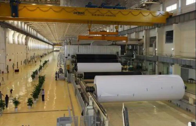 中控技术中标大型文化纸机项目DCS系统项目